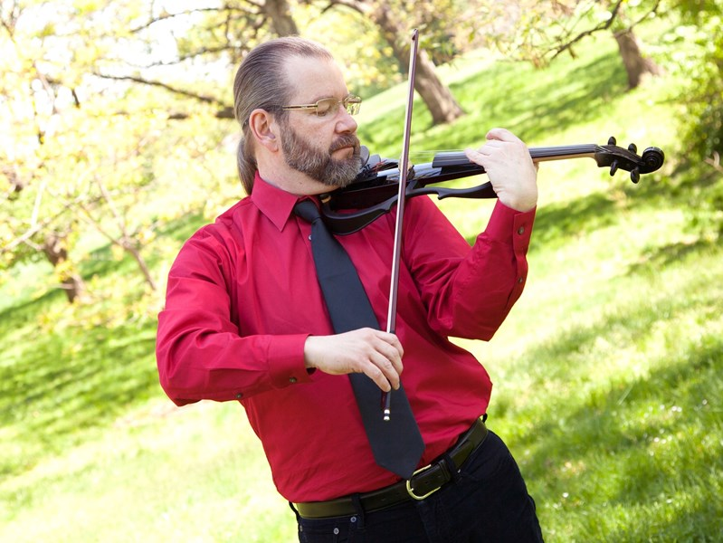 Paul Huppert - Violinist - Saint Louis, MO