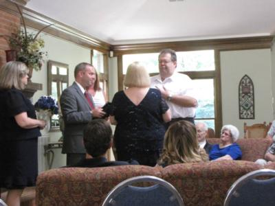 Rev. Jason K. Buddin, Wedding Officiant | Greenville, SC | Wedding Minister | Photo #4