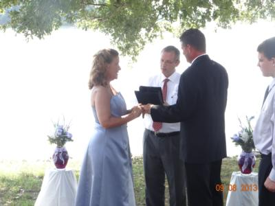 Rev. Jason K. Buddin, Wedding Officiant | Greenville, SC | Wedding Minister | Photo #2