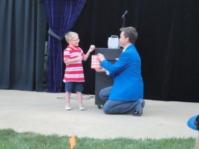David Sandy | Kansas City, MO | Magician | Photo #13