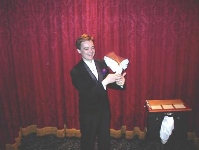 David Sandy | Kansas City, MO | Magician | Photo #6