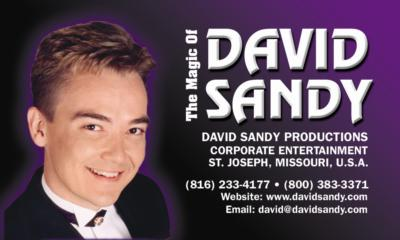 David Sandy | Kansas City, MO | Magician | Photo #8
