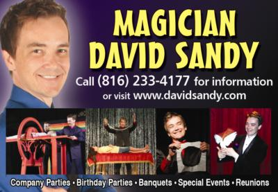 David Sandy | Kansas City, MO | Magician | Photo #9