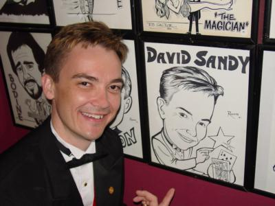 David Sandy | Kansas City, MO | Magician | Photo #5