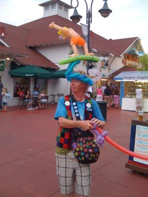 Green Jellybean Entertainment | Tucson, AZ | Stilt Walker | Photo #6