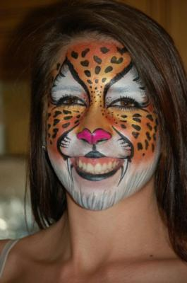 WICKID DESIGNS CO FACE & BODY PAINTING | Victorville, CA | Face Painting | Photo #3