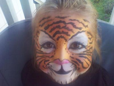 WICKID DESIGNS CO FACE & BODY PAINTING | Victorville, CA | Face Painting | Photo #21