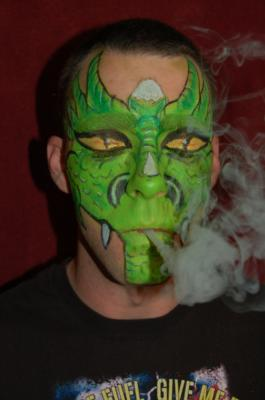 WICKID DESIGNS CO FACE & BODY PAINTING | Victorville, CA | Face Painting | Photo #12