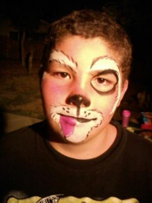 WICKID DESIGNS CO FACE & BODY PAINTING | Victorville, CA | Face Painting | Photo #5