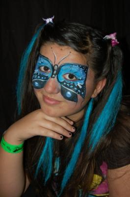 WICKID DESIGNS CO FACE & BODY PAINTING | Victorville, CA | Face Painting | Photo #2