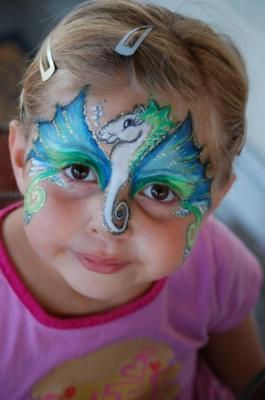WICKID DESIGNS CO FACE & BODY PAINTING | Victorville, CA | Face Painting | Photo #23