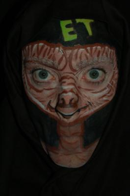 WICKID DESIGNS CO FACE & BODY PAINTING | Victorville, CA | Face Painting | Photo #25