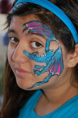 WICKID DESIGNS CO FACE & BODY PAINTING | Victorville, CA | Face Painting | Photo #20