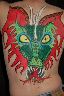 WICKID DESIGNS CO FACE & BODY PAINTING | Victorville, CA | Face Painting | Photo #24