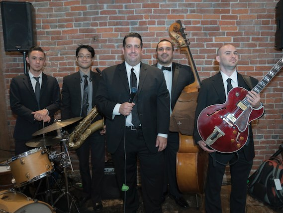 THE DAN OLIVO BAND - SINATRA/RATPACK INSPIRED JAZZ - Jazz Band - Los Angeles, CA