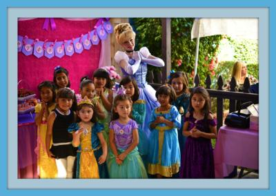 Wishing Well Entertainment And Parties | Pasadena, CA | Princess Party | Photo #23