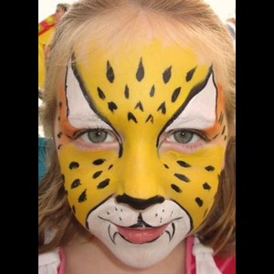 Greene Face Painter | KiDooodles Face and Body Art