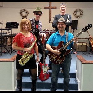 Hubbard Rock Band | Led By Mercy