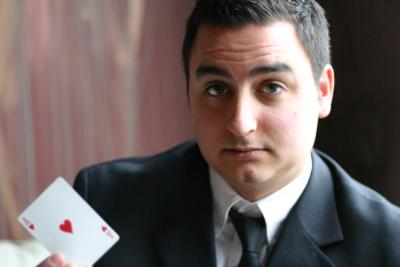 David Ranalli - Magic, Mind Games, & Comedy | Indianapolis, IN | Comedy Magician | Photo #5