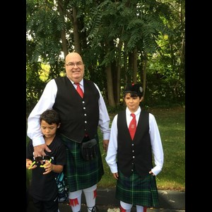 East Hartford, CT Bagpiper | Rick Beaulieu