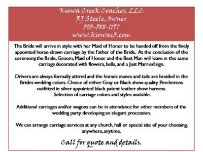 Kiowa Creek Coaqches, LLC | Mead, CO | Event Limousine | Photo #6