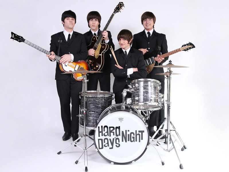 Hard Days Night (A Tribute To The Beatles) - Beatles Tribute Band - Los Angeles, CA