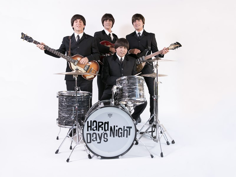 Hard Days Night (A Tribute To The Beatles) - Beatles Tribute Band - Whittier, CA