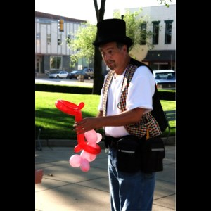 Wapello Balloon Twister | TOM TERRIFIC THE BALLOON MAN