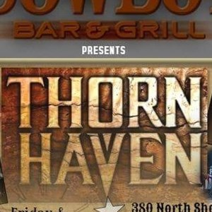 Cooksburg 90s Band | Thorn Haven