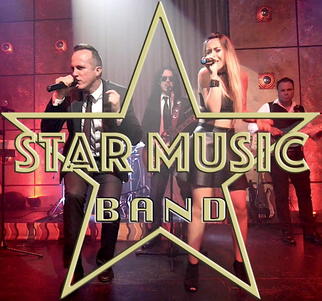 STAR MUSIC BAND - Top 40 Band - Miami, FL