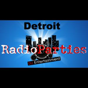 Detroit Radio Party DJs - DJ - Detroit, MI