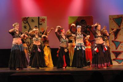 Bleeding Heart Bellydance | Napa, CA | Belly Dancer | Photo #5