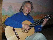 Sergei Bassehes | Mendocino, CA | Classical Guitar | Photo #3