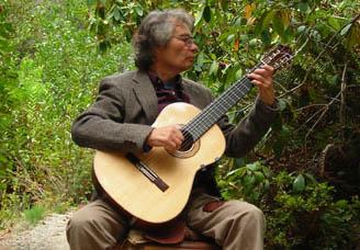 Sergei Bassehes | Mendocino, CA | Classical Guitar | Photo #1