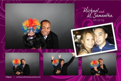 Clique Events | Los Angeles, CA | Photo Booth Rental | Photo #2