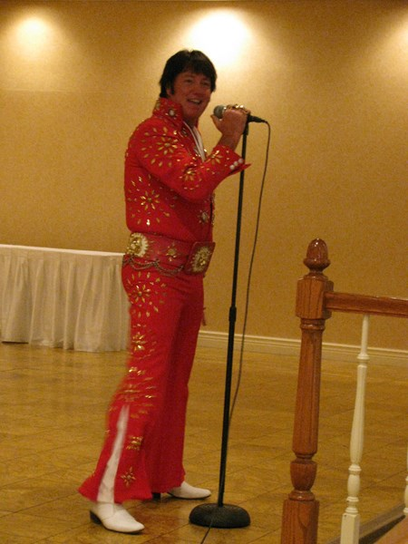 Kent Kingsley - Elvis Impersonator - Beaumont, TX