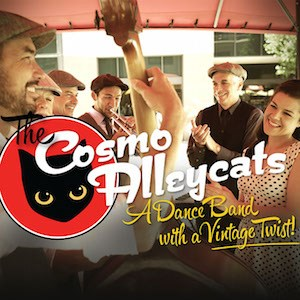 Charleston Klezmer Band | The Cosmo Alleycats