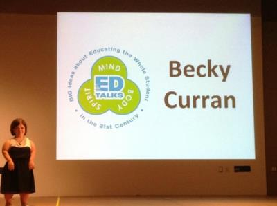 Becky Curran | Boston, MA | Motivational Speaker | Photo #10