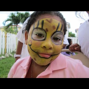 Plantation Face Painter | Ditsy Kristy the Clown