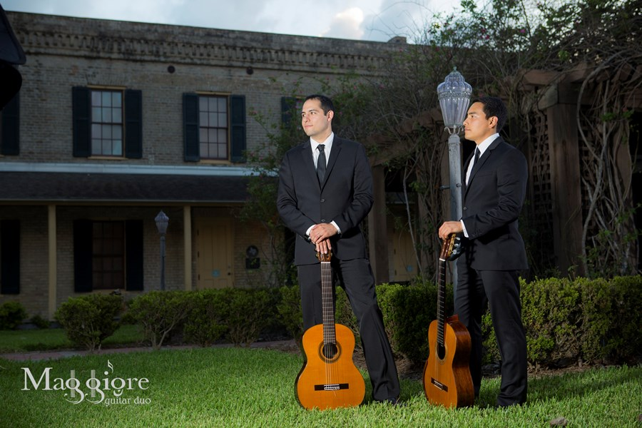 Duo Maggiore - Chamber Music Duo - Brownsville, TX