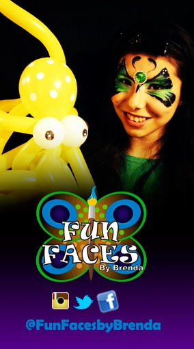 FunFaces By Brenda - Face Painter - Yonkers, NY