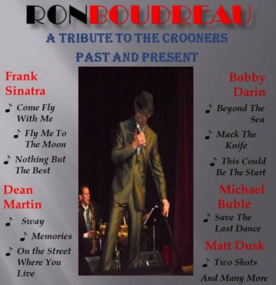 Ron Boudreau | Vancouver, BC | Frank Sinatra Tribute Act | Photo #10