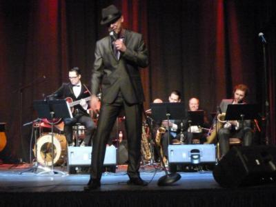 Ron Boudreau | Vancouver, BC | Frank Sinatra Tribute Act | Photo #3
