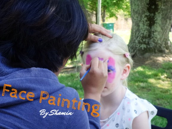 Shamin's Face Painting - Face Painter - Greensboro, NC