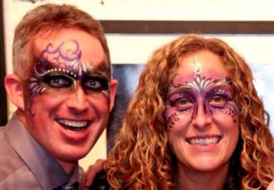 Body Art by Resa ~ Face and Body Paint, Henna | Evanston, IL | Face Painting | Photo #16