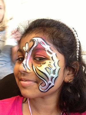 Body Art by Resa ~ Face and Body Paint, Henna | Evanston, IL | Face Painting | Photo #2
