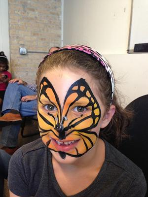 Body Art by Resa ~ Face and Body Paint, Henna | Evanston, IL | Face Painting | Photo #7