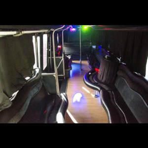 Grunt Marketing and Promotions Party Bus - Party Bus - Charlotte, NC