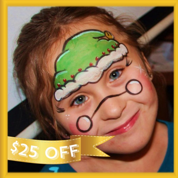 The Party Fun - Face Painter - North Andover, MA