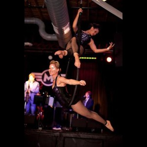 Hellier Circus Performer | Down To Earth Aerials
